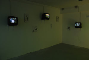 """""""On the hunt for the global player"""", Videoinstallation, 2007/2009"""