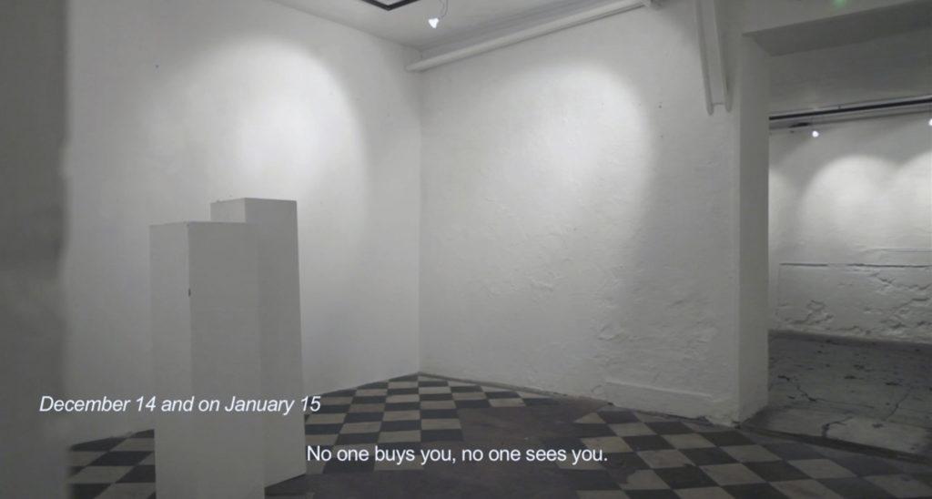 Veronika Burger, Songs of Fortune, 2015, Video-Still