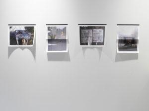 Joscha Schell, o.T. (Foldies), 2012