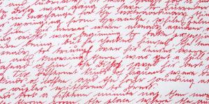 Aber bitte mit Sade, Filzstift auf Papier, 2011