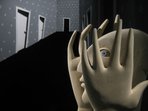 JETZT GEHT'S DOCH!, Eva Schröder, Thomas Bartels, Animation, 16mm, 19min.