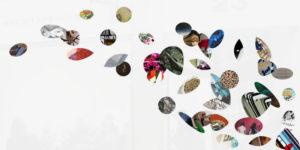 Lena Oemsen: Kettle full of Diamonds, Flyermotiv