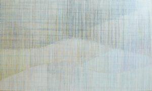 o.T.Acrylfarbe auf Leinwand160 x 90 cm2009