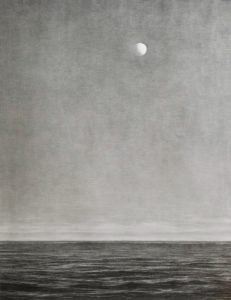 Frankie Gao: Wanderer #7, Uranus, 70x90 cm