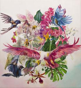 Karla Marchesi, Wings of desire, 2018