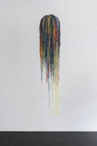 Katja Schwinn, Blühendes, 2017, Nach Paul Klee, Blühendes 1934