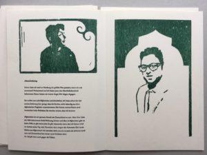 """""""Sicher hab ich mich nie gefühlt"""", Buchprojekt von Tita do Rêgo Silva, 2017"""