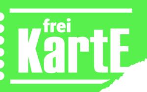 """Das deutschlandweit einzigartige Pilotprojekt """"freiKartE"""" ermöglicht zum Wintersemester 2010/2011 allen rund 16.000 Hamburger Studienanfängern die wichtigsten Kultureinrichtungen unentgeltlich zu nutzen. Zahlreiche Veranstaltungen für Studierende sowie eine wissenschaftliche Begleitstudie flankieren das Modellprojekt.  Info: www.meinefreikarte.de"""