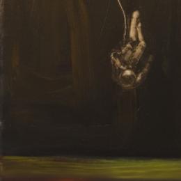 """Piotr Kotlicki: """"Falling Cosmonaut"""" (Detail)"""
