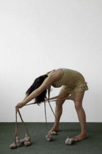 """""""schleppend"""", Farbfotografie, 2008"""