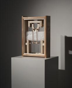 "Yukari Kosakai: ""o.T."", 2014 / Plastik / Installationsansicht"