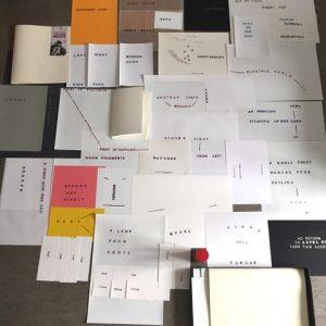 Nir Alon, Peter Boué, Alexander Rischer, Grauschleier, 2021, Installation.