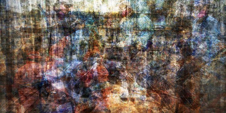 Lisa Hoffmann, Essence of Covid 19, 2021. Aus der Werkgruppe ATLAS OF THE ESSENCE. ©Lisa Hoffmann